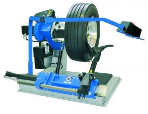 Dækmonteringsmaskiner LKW
