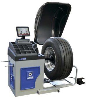 Dæk afbalancerings maskiner LKW